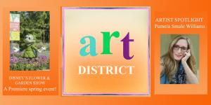 The Art District Magazine Vol 3  Featuring artist Pamela Smale Williams