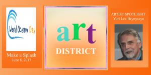 The ART DISTRICT Magazine Vol 4 by Pamela Williams